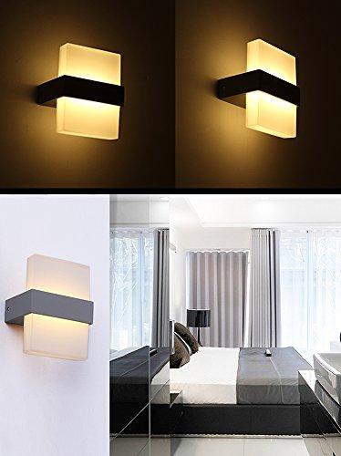 Lanfu Wandlampe Warmwei 223 E Elegantes Und Modernes Design