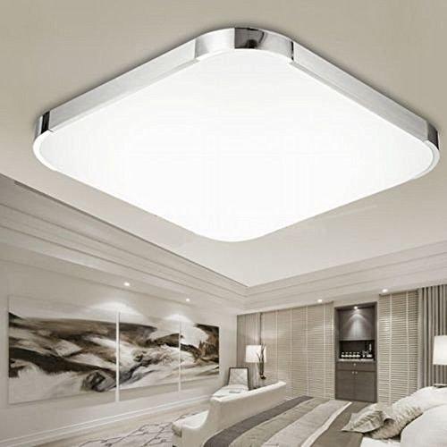 Deckenlampe Flur Modern : MCTECH 36W Kaltweiß LED Deckenleuchte Modern Deckenlampe Flur [R