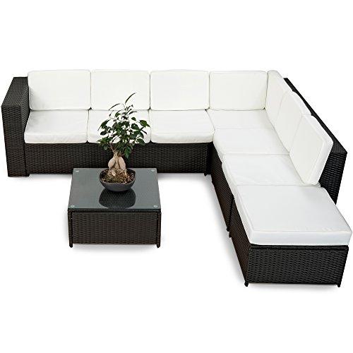 Gartenmöbel Lounge Set Günstig : xinro 19tlg xxxl polyrattan gartenm bel lounge sofa g nstig lounge m bel lounge set polyrattan ~ Watch28wear.com Haus und Dekorationen