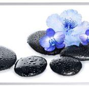 Bildheizung 600 Watt Wellness Steine