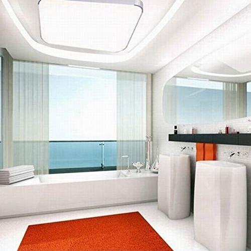 MCTECH 36W Kaltweiß LED Deckenleuchte Modern Deckenlampe ...