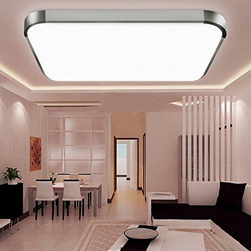 Moderne Wohnzimmerlampe moderne stehleuchte design stehlampe lampe wohnzimmerlampe leuchte standleuchte Mctech 36w Kaltwei Led Deckenleuchte Modern Deckenlampe Flur Wohnzimmer Lampe Schlafzimmer Ac 85v 265v Panel