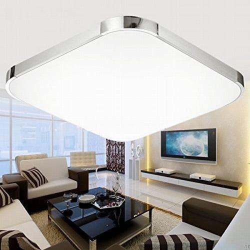 ... Wohnzimmer Lampe Schlafzimmer AC 85V-265V Panel Lampe Badleuchte