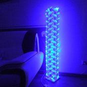 Stehleuchte Pisa 120 cm inkl. 16 LED Farbwechsler