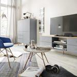 Tenzo skandinavische Designer TV-Bank,
