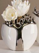 Designer Vase mit Baumdesign