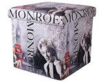 Polsterhocker Marilyn Monroe