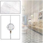 Perlen Wohnzimmervorhang
