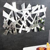 Großer Design Wandspiegel