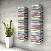 Unsichtbares Bücherregal