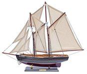 Holz Modellboot