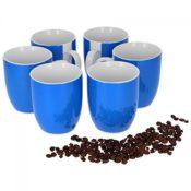 6er Set Kaffeebecher