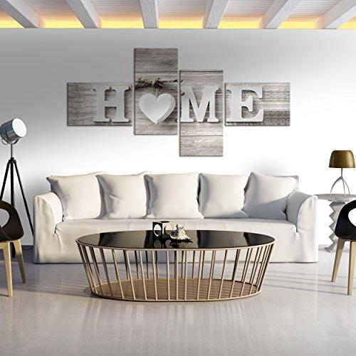 bild home 4 teilig. Black Bedroom Furniture Sets. Home Design Ideas